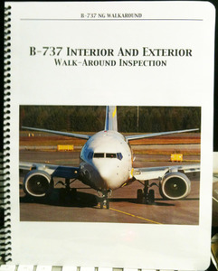 B-737 Walk Around Inspection - NG