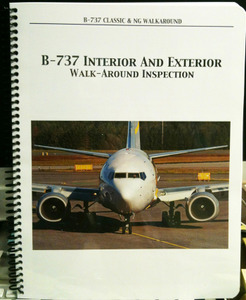 B-737 Walk Around Inspection - Combi